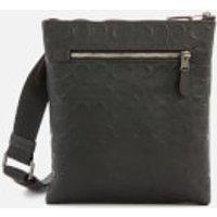 Coach Men's Metropolitan Slim Messenger Bag - Black