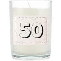 50 Candle