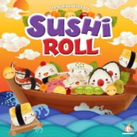 Image of Sushi Roll Board Game