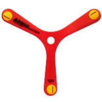 Wicked Vision Sonic Booma Flying Sports Toy - Red
