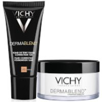 VICHY Dermablend Full Coverage Kit (Various Shades) - Gold