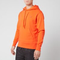 Acne Studios Men's Ferris Face Hoodie - Dark Orange - XL