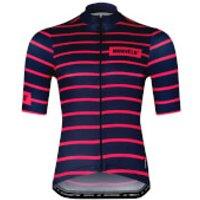 Morvelo Rust Standard Short Sleeve Jerseys - S