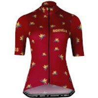 Morvelo Flock Women's Standard Short Sleeve Jerseys - XL