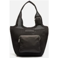 shop for KENZO Women's Recycled Flyknit Small Tote Bag - Black at Shopo