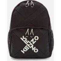 shop for KENZO Men's Sport Backpack - Black at Shopo
