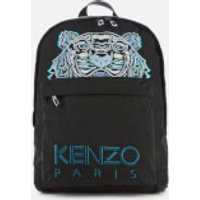 shop for KENZO Kampus Canvas Backpack - Black at Shopo
