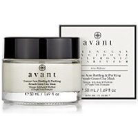 Avant Skincare Intense Acne Battling and Purifying French Green Clay Mask 50ml
