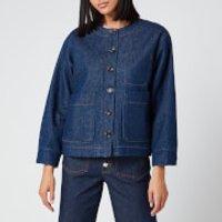 A.P.C. Women's Lucille Jacket - Indigo - S