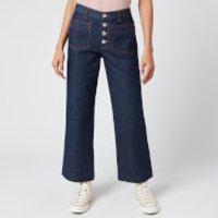 A.P.C. Women's Gloria Jeans - Indigo Delave - W26