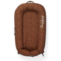 Sleepyhead Deluxe + Pod for 0-8 Months - Bronzed Cheetah