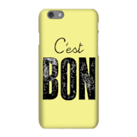 The Motivated Type Cest BON Phone Case for iPhone and Android - Samsung S6 Edge - Snap Case - Matte