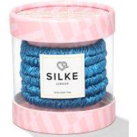 SILKE Hair Ties - Bluebelle