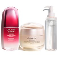 Shiseido Hydrate, Protect & Wrinkle-Smooth Bundle