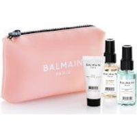 Balmain Limited Edition Cosmetic Bag - Pink
