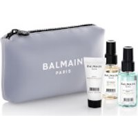 Balmain Limited Edition Cosmetic Bag - Lavender