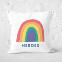 Heroes Square Cushion - 40x40cm - Soft Touch