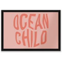 Ocean Child Entrance Mat