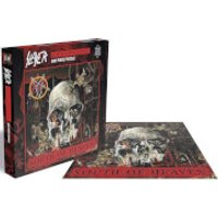Slayer South of Heaven (500 Piece Jigsaw Puzzle)