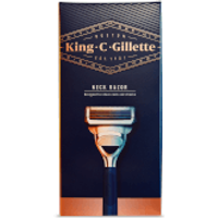 King C. Gillette Neck Razor