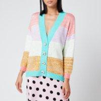 Olivia Rubin Women's Cecily Cardigan - Multi Stripe - M