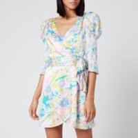 Olivia Rubin Women's Ren Dress - Neon Floral - US 6/UK 10