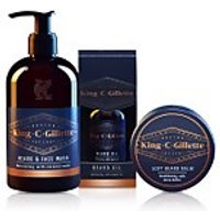 King C. Gillette Beard Care Kit
