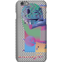 Emoji Psychedelic Phone Case for iPhone and Android - iPhone 7 - Snap Case - Gloss