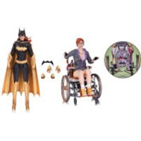 DC Collectibles DC Comics Batman Arkham Knight Batgirl Oracle Action Figure (Pack of 2)