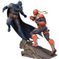DC Collectibles DC Comics Batman Vs. Deathstroke Battle Statue