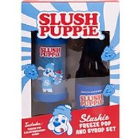 Make Your Own Slush Puppie Freeze Pop