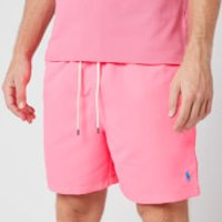 Polo Ralph Lauren Men's Traveller Swim Shorts - Pink - XL