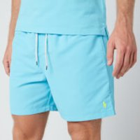 Polo Ralph Lauren Men's Traveller Swim Shorts - French Turquoise - M