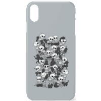 Cat Skull Party Phone Case for iPhone and Android - iPhone 5/5s - Snap Case - Matte
