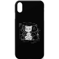 Cat Inside Phone Case for iPhone and Android - iPhone 8 Plus - Tough Case - Matte