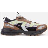 Axel Arigato Men's Marathon R-Trail Chunky Running Style Trainers - Mud Mix - UK 7