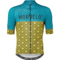 Morvelo PBK Exclusive Mach NTH Series Short Sleeve Jersey - Multi - XL