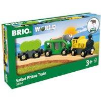 Brio Safari Rhino Train