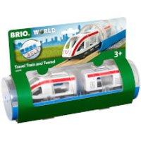 Brio Tunnel & Travel Train