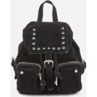 Nunoo Women's Sofia Mini Suede Bag - Black