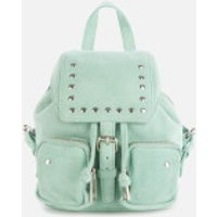 Nunoo Women's Sofia Mini Suede Bag - Green