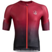 Campagnolo Platino Jersey - Bordeaux/Black - S