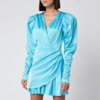 ROTATE Birger Christensen Women's Aiken Dress - Bachelor Button - DK 34/UK 8