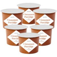 Meal Replacement 6-Pack Cinnamon Porridge Pots