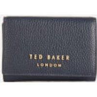 Ted Baker Women's Odelle Statement Letters Mini Purse - Navy