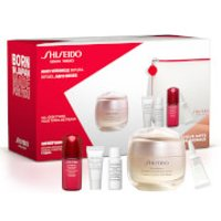 Shiseido Benefiance Smooting Cream Pouch Set