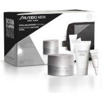 Shiseido Men's Total Revitaliser Cream Pouch Set