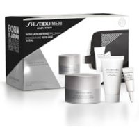 Shiseido Men's Total Revitaliser Cream Pouch Set
