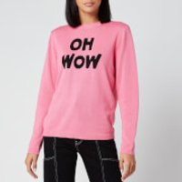 Bella Freud Women's Oh Wow Jumper - Pink - S