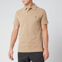 Polo Ralph Lauren Men's Slim Fit Mesh Polo Shirt - Boating Khaki - L